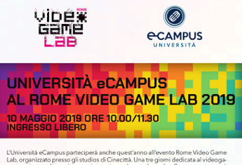 Rome Video Game Lab 2019
