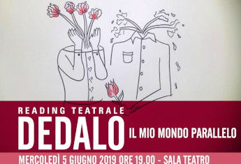 DEDALO Stage Reading - My parallel world